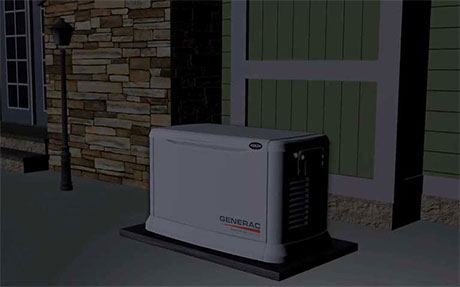 Home Backup Generator in CT