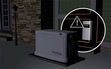 Home Backup Generator Sales & Service