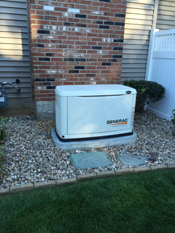 Home Generator Installations CT